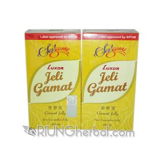 Jelly Gamat Luxor Bandung