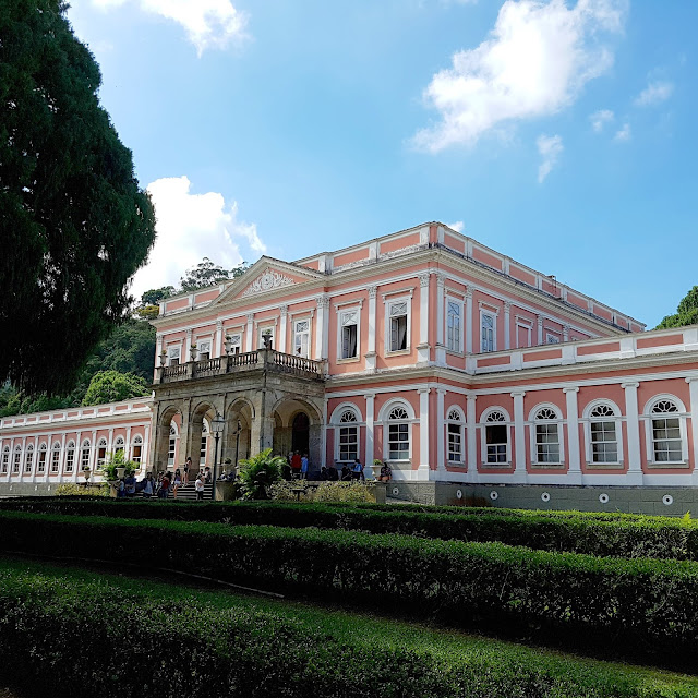 Museu Imperial - Palácio Imperial, Petrópolis, Rio de Janeiro, Dom Pedro II