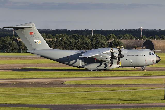 Türk Hava Kuvvetleri Airbus A400M Atlas