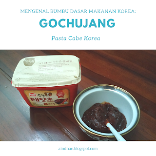 Mengenal Bumbu Dasar Masakan Korea: Gochujang