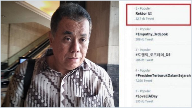 Rektor UI Ari Kuncoro Mundur dari Jabatan Komisaris BRI, Berkat <i>Power of Netizen?</i>