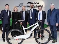 Lamborghini Electric Bike, Once Charge Can Road 145 Kilometers