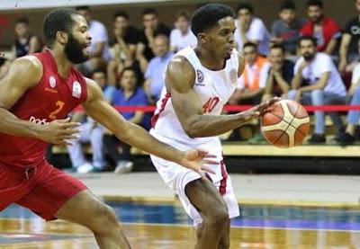 Shaq McKissic Gaziantep Basketbol - Galatasaray Doğa Sigorta