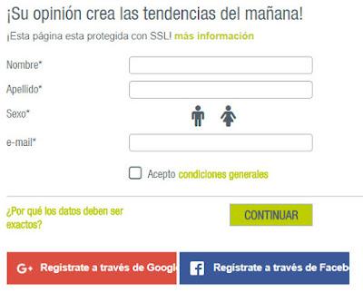 cuestionario registro MarketAgent