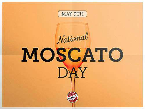 National Moscato Day Wishes for Whatsapp