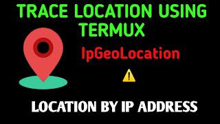 Ip geolocation in Termux