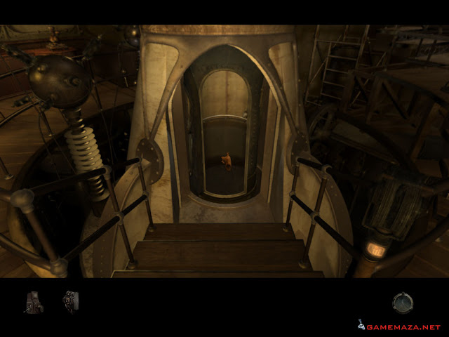 MYST IV Revelation Gameplay Screenshot 2
