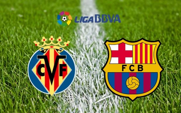 Live Streaming Villarreal vs Barcelona 20 Maret 2016