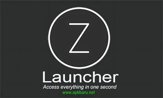 Z Launcher (Beta) v1.2.1 APK