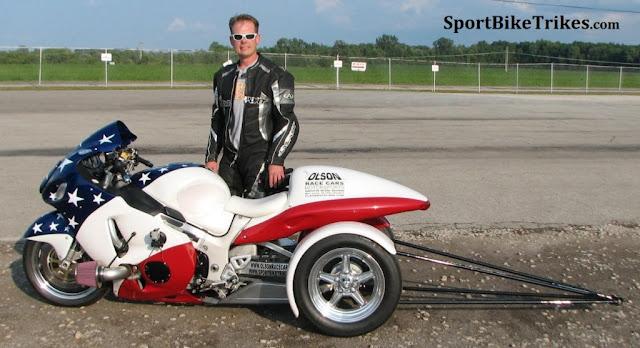 Olson Motorsports Drag Trikes