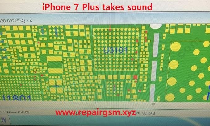 iPhone 7 Plus takes sound
