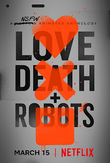 Love Death and Robots poster