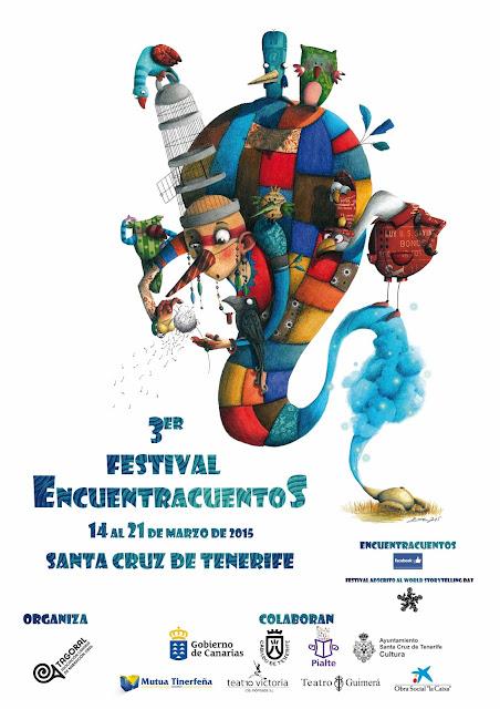 FESTIVAL ENCUENTRACUENTOS 3ª Edición