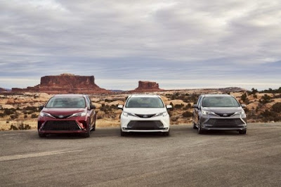 2021 Toyota Sienna Review