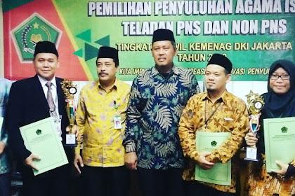 Inilah Nama-nama yang Lulus Seleksi Penyuluh Agama Non PNS DKI Jakarta