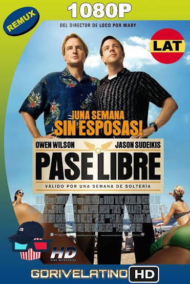 Pase Libre (2011) BDRemux 1080p Latino-Ingles MKV