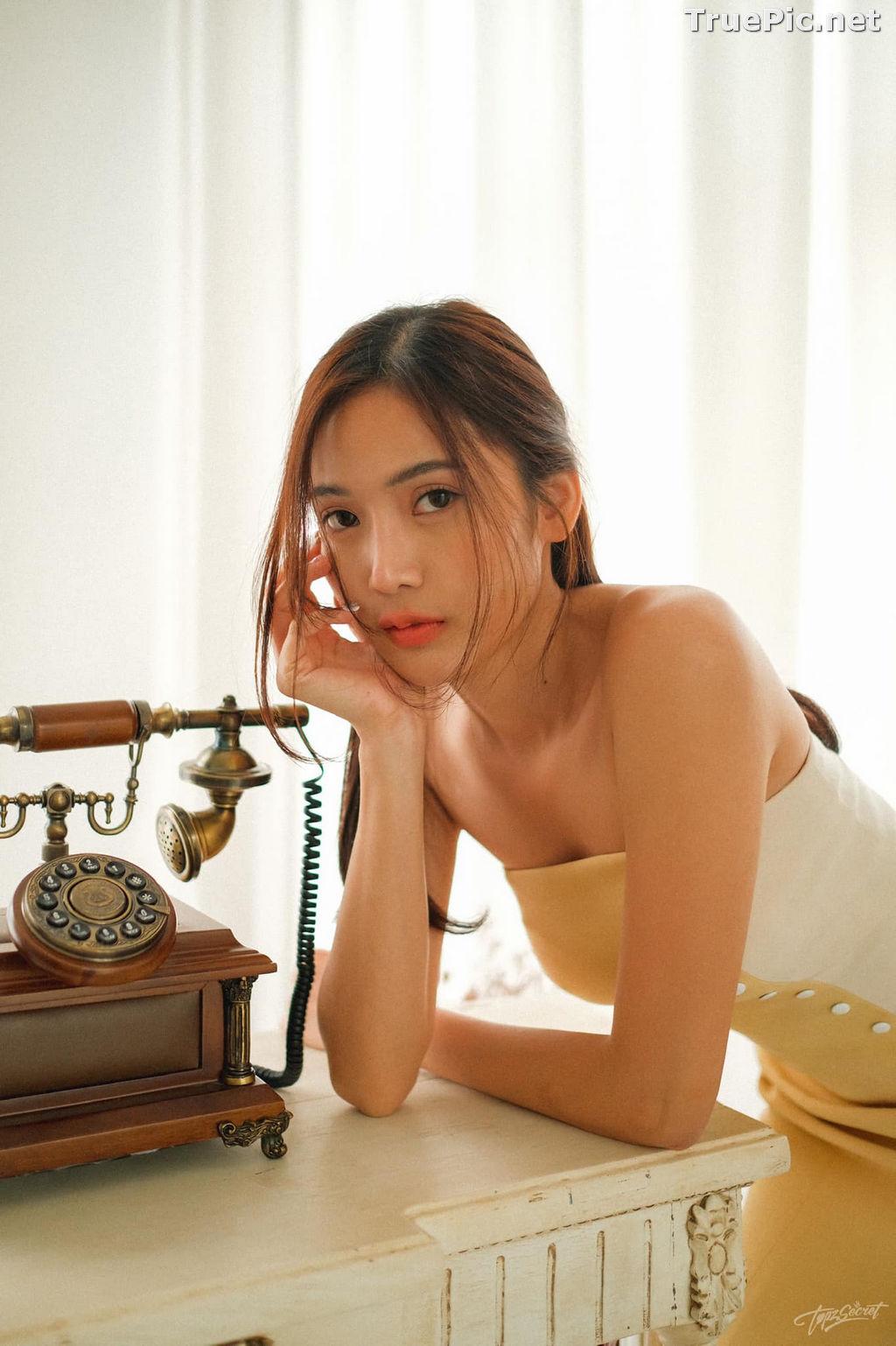 Image Thailand Model - Weeraya Sukaram - Concept Bodycon Dresses - TruePic.net - Picture-1