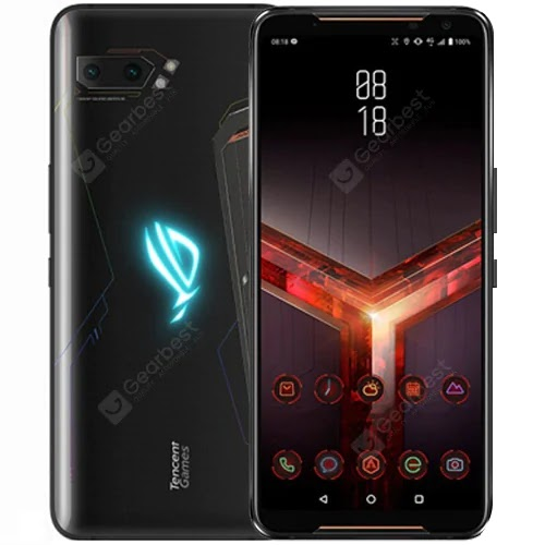 ASUS ROG Phone 2 8GB RAM 128GB ROM GearBest Coupon