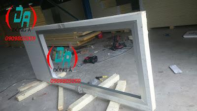 cửa panel PU