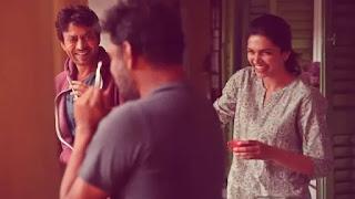 deepika padukone and irrfan khan in film 'PIKU'