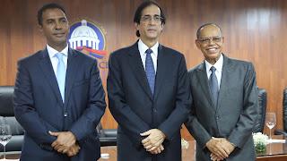 Domingo Contreras asume dirección de Programas Especiales de la Presidencia
