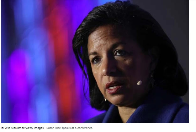 Progressives frightened by Rice's tremendous budgetary ventures When Susan Rice was being