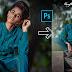 Portrait Photo Editing Photoshop Tutorial | Easy Technique For Portrait Retouching Colour Tonning