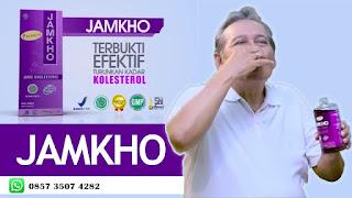 Testimoni Jamkho, Jamu Kolesterol Jamkho Herbal