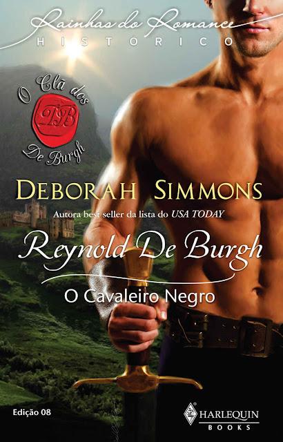 O Cavaleiro Negro Deborah Simmons