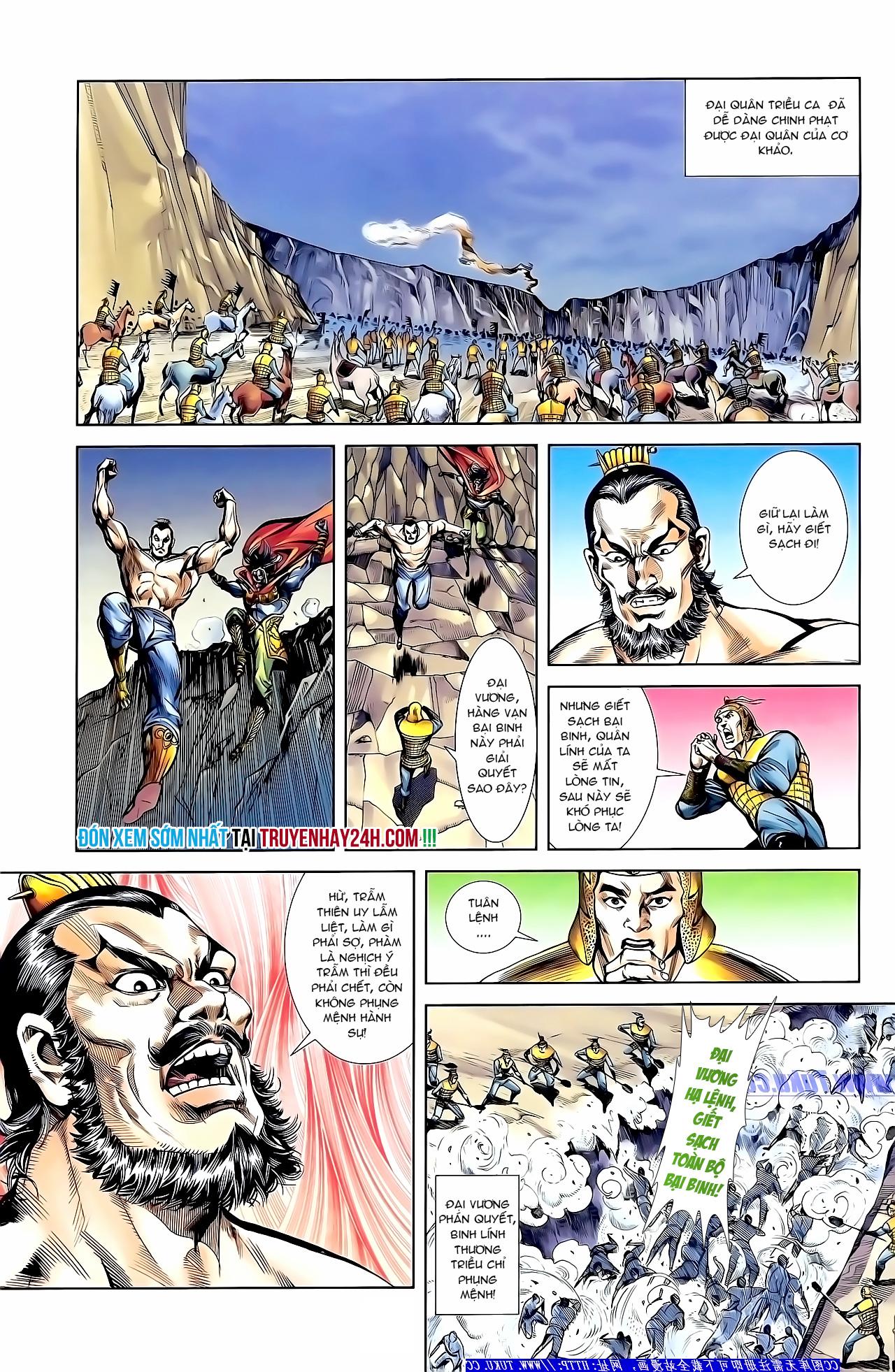Cơ Phát Khai Chu Bản chapter 149 trang 29