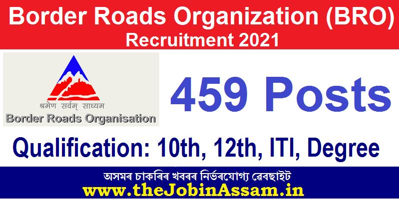 Border Roads Organization (BRO) Recruitment