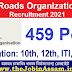 Border Roads Organization Recruitment 2021: Apply for 459 Vacancies