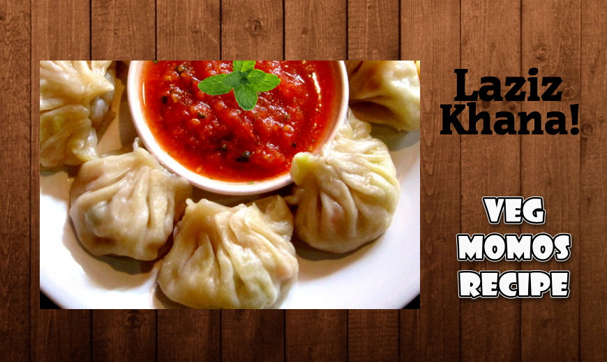Veg Momos Recipe in Roman English - Veg Momos Banane ka Tarika