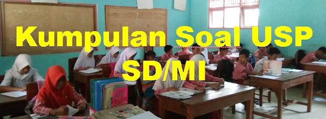 LATIHAN SOAL USP SD/MI MUPEL BAHASA JAWA DAN KUNCI JAWABAN  Update 1