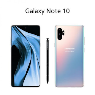 Samsung Galaxy Note 10 with 108 MP camera & 10x optical zoom
