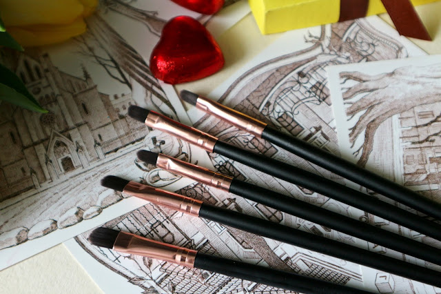Zaful Eye Makeup Brushes Set