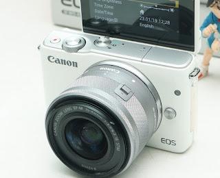 Kamera Mirrorless Canon tidak Bisa mengenali Memory Card Error, Writeprotected