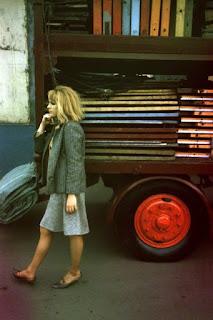 Pauline Boty, by Michael Seymour