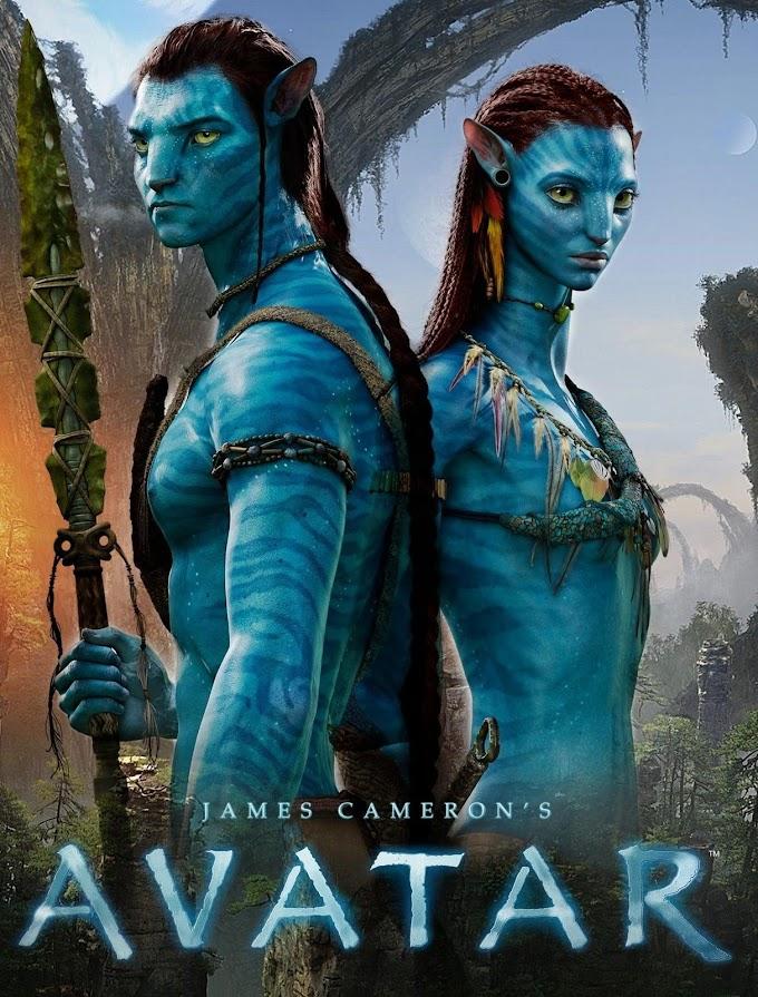 Download Avatar (2009) Dual Audio {Hindi-English} 480p [700MB] || 720p [1.4GB] || 1080p [1.8GB]