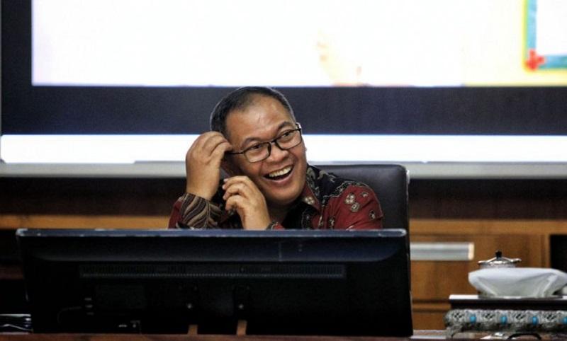 Senyum Sabyan Mang Oded
