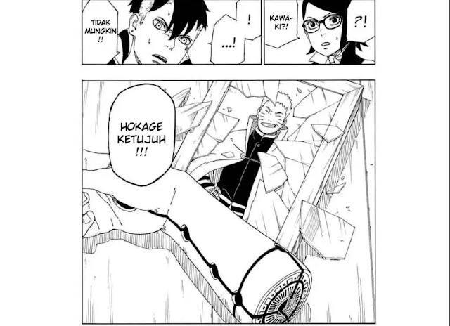 Jadwal Rilis Manga Boruto 39 I Fakta Terungkap Jigen Wadah