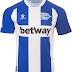 Kelme apresenta as novas camisas do Alavés
