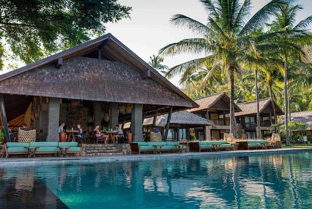 Fasilitas hotel Lombok, Sumber: luxviz.com