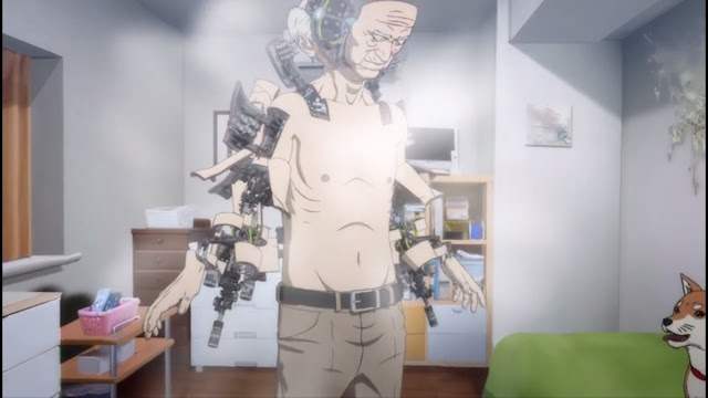 Inuyashiki Episode 1 Subtitle Indonesia