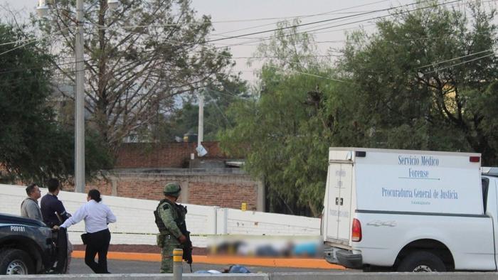 """La aterradora """"limpia"""" del CJNG en Apaseo el Alto: el municipio donde la primera causa de muerte es la Ejecución"""