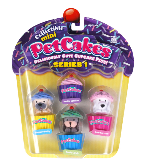 Blogamajig: Petcakes Minis Review and Giveaway