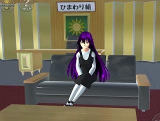 Cara Menghilangkan Musuh, Alien, Mafia Penjahat di Game Sakura School Simulator