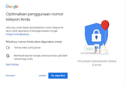 Cara Membuat Email Gmail Baru Lewat PC Lengkap Dengan Gambar