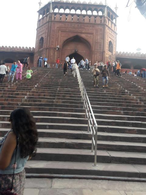 History || of || Jama Masjid|| Delhi||majid in Delhi