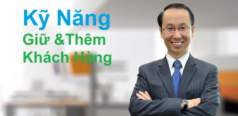 Khóa Học Dịch vụ để giữ và có thêm khách hàng – Diễn giả Francis Hùng